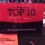 TD VOTED TOP 10 BEST SUPPLIER TO WORK WITH